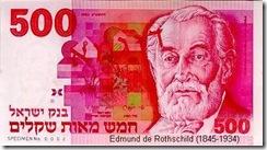 Geld_Edmund de Rothschild (1845-1934)